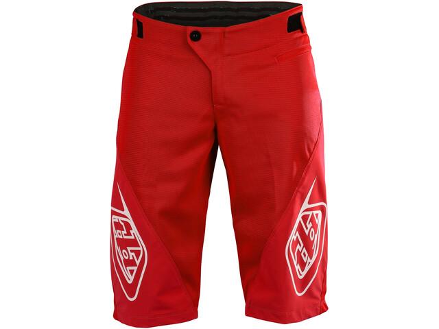 Troy Lee Designs Sprint Shorts Herre red